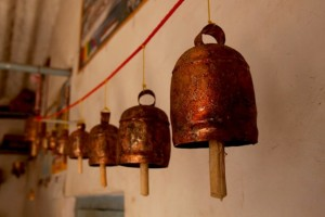 Copper Bell making